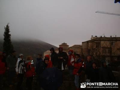 Visita Cuenca - Turismo barrios de Cuenca; rutas madrid senderismo